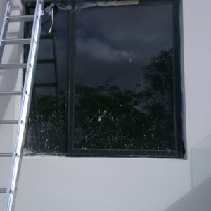 Construction Window Cleaning