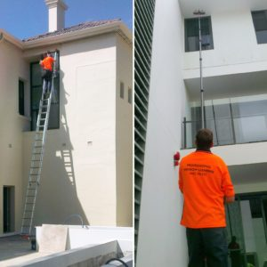 Professional Window Cleaning - Contact