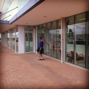 window cleaning welshpool