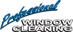 Professional Window Cleaning - Logo