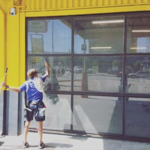 Professional Window Cleaning - Window Cleaning Perth Commercial